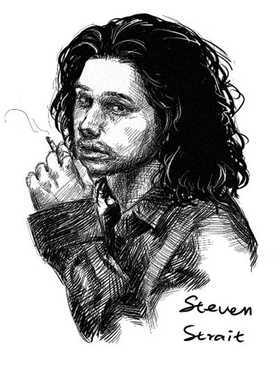Steven Strait by jekyYoung